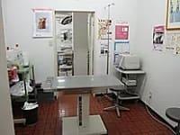 南部町病院診察室の写真