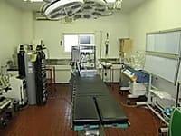 南部町病院手術室の写真