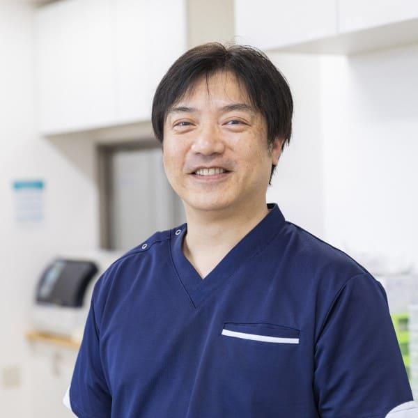 病院長 田口大介の写真
