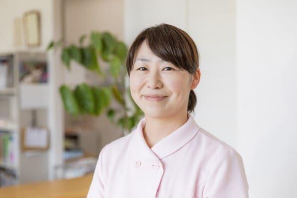 動物看護士 萩原の写真