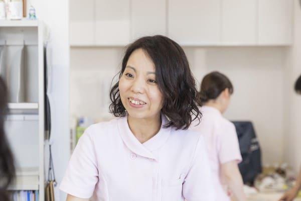 動物看護士 松嶋の写真